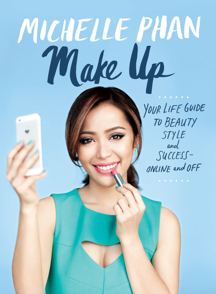 michelle phan book cover
