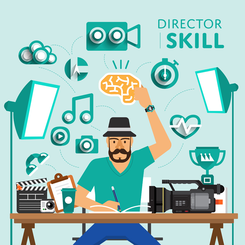 Video Production Director Skill